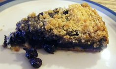 west side baker: Nana's Blueberry Cake