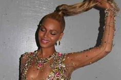 Beyoncé Gave Instagram A Private Show Of Her Met Gala Dress
