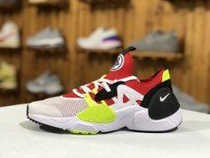30c9d5942866 Nike Air Huarache E. D. G. E TXT QS Elastic White Red ao1697 100 Mens Womens  Winter Running