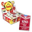 I don't know why we thought these candy cigarettes were so cool, but we did