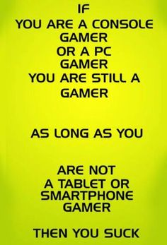 We Game therefore we are ...