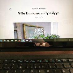Villa Emmassa-blogin löytää jatkossa uudistuneesti Lilystä eli www.lily.fi/blogit/villa-emmassa/  Vanha blogiportaali toimii myös edelleen😊 jos innostut lukemaan jotain vanhempia juttuja.  #uusiblogi #lily #bloggaaja #villaemmassa #säästäväisyys #arkikauneus #arjenkauneus #koti #sisustus