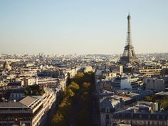 Where to Get the Best Views of the Eiffel Tower - Condé Nast Traveler