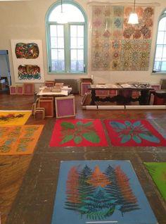 Philip Taaffe Studio