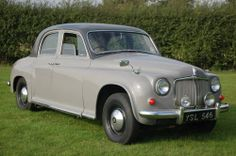 Rover 60 Maintenance/restoration of old/vintage vehicles: the material… Retro Cars, Vintage Cars, Antique Cars, Car Rover, Auto Rover, Classic Motors, Classic Cars, Coventry, Austin Cars