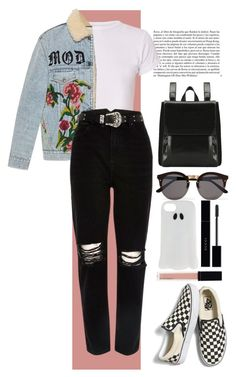 """untitled #332"" by iamjustamayfly ❤ liked on Polyvore featuring Vans, Illesteva, Whiteley, STELLA McCARTNEY, Gucci, Witchery, River Island, StreetStyle, outfit and fashiontrend"