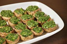 Rețetă de post: Ciuperci umplute cu spanac | Culinar | Aperitive, gustari, mic dejun, sandwich | Avantaje.ro – De 20 de ani pretuieste femei ca tine