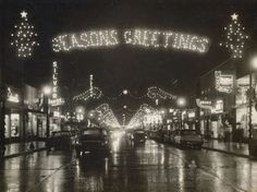 Historical photos of New Jerseyans celebrating the holiday season. #jerseyhistory