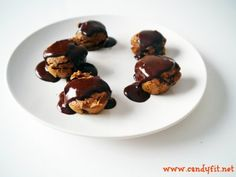 *CaNdY FiT*: #RECIPEFRIDAY: Chocolate Protein Covered PB2 Bites!