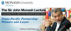 The Sir John Monash Lecture Event Details Event: The Sir John Monash Lecture Date: 6 April 2017 at 6:00 pm 6 April 2017 at 7:30 pm Venue:Plenary Theatre, Monash University Malaysia Open to:Public Description The Invention of High Efficiency Blue LEDs and the Future of Solid State Lighting Brief Synopsis In the 1970's and 80s, …