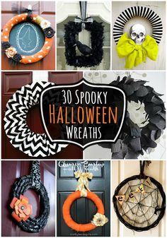 30 Spooky Halloween