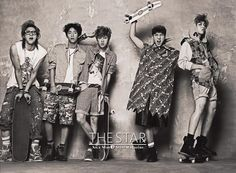 B1A4 - The Star Magazine August Issue 13