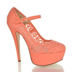 Sully's Women's Crochet Mary Jane Platform Pumps, http://www.amazon.com/dp/B00KHC8E6I/ref=cm_sw_r_pi_awdm_kMjdvb05X6NEZ