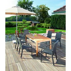 Polyrattan Geflechtsitzgruppe Albany - Ihr Online Shop für exklusive Gartenmöbel - #Garten #Moebel