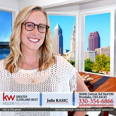 Julie from Keller Williams in Westlake looks great in her new designer glasses by Dita. She will sell your house quickly or will find you a fantastic new home! Eye Candy – The OPEN HOUSE of the finest European Eyewear Fashion! Eye Candy Optical Cleveland – The Best Glasses Store!  (440) 250-9191 - Book an Eye Exam Online or Over the Phone  www.eye-candy-optical.com and www.thesalemteam.com www.eye-candy-optical.com/Contact/sign_up - Join our mailing list