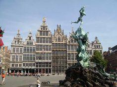 Oferta: #Amberes puerta de #Flandes desde 998€