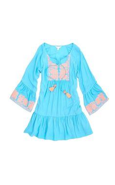 cd274f4ffe2d2b Lily Pulitzer's Amisa Tunic Dress Dress Lilly, Vacation Outfits, Lilly  Pulitzer, Bell Sleeve