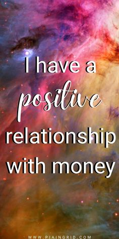Positive Mantras, Positive Affirmations Quotes, Affirmation Quotes, Positive Vibes, Prosperity Affirmations, Money Affirmations, Manifestation Law Of Attraction, Mind Body Spirit, Life Motivation