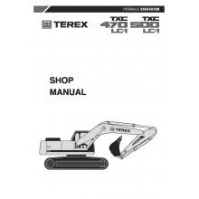 Repairsadviser repairsadviser on pinterest terex txc470lc 1 txc500lc 1 hydraulic excavator shop manual pdf publicscrutiny Image collections
