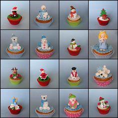 Christmas Cupcakes - Fabulous!