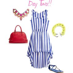 """""""My Look: Day two!!"""" by LeighaBStyle on Polyvore"""