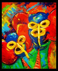 cuadros del carnaval de barranquilla - Buscar con Google Crop Tops, Painting, Image, Wallpapers, Google, Figurative, Abstract, Art, Paintings