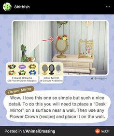 Animal Crossing Guide, Animal Crossing Qr Codes Clothes, Beauty Butterflies, Nintendo Switch, Ac New Leaf, Leaf Crown, Motifs Animal, Animal Games, Island Design