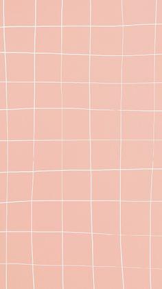 Download free illustration of Grid pattern light pink square geometric