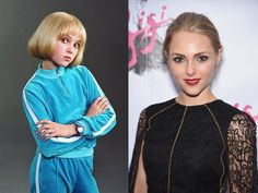 "AnnaSophia Robb as Violet Beauregarde | Community Post: Here's What The Kids From ""Charlie And The Chocolate Factory"" Look Like..."