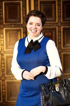 Gossip Girl Blair Inspired Style for Winter