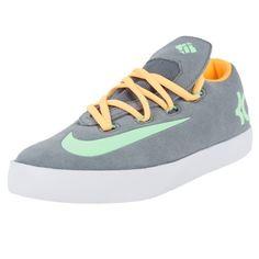 NEW NIKE KD VULC Grey Atomic Mango Womens 8.5 (7Y) Kobe NIB Limited #Nike #Athletic