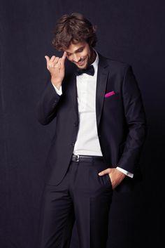 Koton 2012/2013 Sonbahar - Kış Erkek Koleksiyonu - A/W Men Collection Black Tie Affair, Well Dressed, Gentleman, Suit Jacket, Character Inspiration, Jacket, Suit Jackets, Smoking Jacket