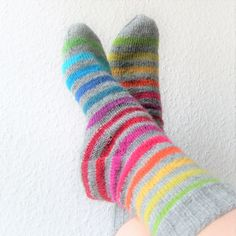 Ravelry: Rainbow pattern by Michaela Richter