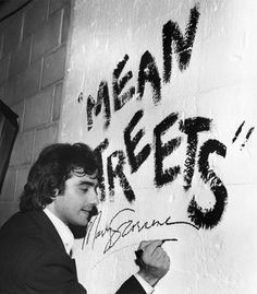 martin scorsese's mean streets