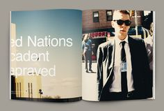 Teller – A Magazine of Stories, Issue #2 on Editorial Design Served