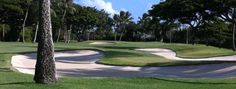Championship Golf Course - Waialae Country Club