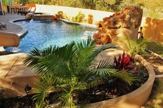 Want a #Pool & #Spa combination of your #dreams? Contact Trinity to get one in your #backyard