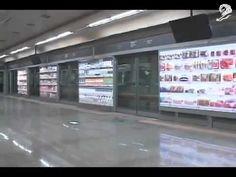 Tesco QR Code Subway Store
