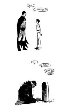 Jason Todd and Bruce Wayne Nightwing, Batgirl, Catwoman, Tim Drake, Red Hood Jason Todd, Jason Todd Batman, Batman Comic Art, Batman Robin, Damian Wayne