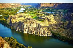 Snake River Canyon by CitizenFresh on DeviantArt