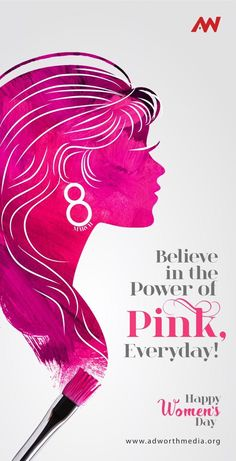 A woman is an inspiration for uncommon strength, hope, commitment, and love. Be a belief or believe in yourself. Happy International Women's Day! Respect Women, Make Business, Competitor Analysis, Creative Advertising, Successful Women, 8th Of March, Powerful Women, Ladies Day, Strength