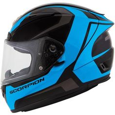 Scorpion Dispatch EXO-R2000 Unisex Street Helmets