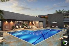 Casa Campo, Proyecto Casas nuevo Outdoor Decor, Home Decor, Smart House, Apartments, Outdoor Gym, Contemporary Houses, Columns, Real Estates, Country Homes