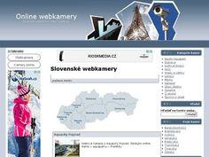 Online webkamery