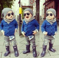 Trendy boy clothes