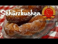 Schürzkuchen - DDR Rezepte für ostdeutsche Gerichte zum Kochen, Backen, Trinken & alles über ostdeutsche Küche | Erichs kulinarisches Erbe