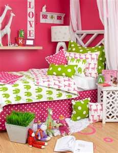 Girls Room - Decorating Girls Rooms - Princess Room