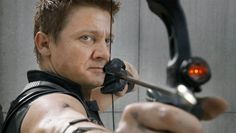 So I'm a little bit infatuated with Jeremy Renner right now, after seeing him in Avengers.