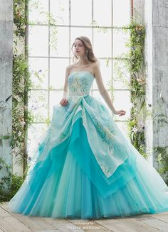 This Hardy Amies London gown features dreamy, timeless materials and designs, offering a fascinating combination of fairy tale style and effortless beauty! Quince Dresses, Ball Dresses, Ball Gowns, Evening Dresses, Pretty Prom Dresses, Elegant Dresses, Cute Dresses, Wedding Dresses, Beautiful Gowns
