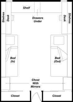 1000 images about dorm room layout on pinterest dorm room dorm and dorm layout - Dorm room layout ideas ...